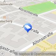 Karte Konrad Kittl Rechtsanwalt München, Deutschland