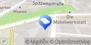 Karte Glaserei Demharter GbR München, Deutschland