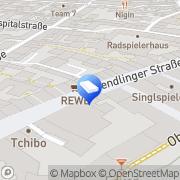 Karte Dr. med. Karl-Rainer Deck München, Deutschland