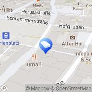 Karte Brustimplantate München - Silikon- oder B-Lite-Implantate München, Deutschland