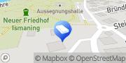 Karte Steinmetzmeisterbetrieb Festl GbR Ismaning, Deutschland