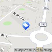 Kort MB Malerfirma Ringsted, Danmark