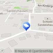 Karte MAITec Elektro Service Stanglmeier Mainburg, Deutschland