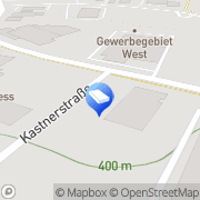 Karte Sanitär + Heizung Bieda GmbH Amberg, Deutschland