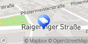 Karte ahead personal management GmbH & Co. KG Amberg, Deutschland