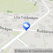 Karta Hahn Utveckling Frölunda, Sverige