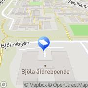 Karta Gerts Båtsnickeri Västergård, Sverige