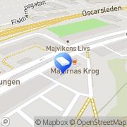 Karta Utbildningscentrum Göteborg, Sverige