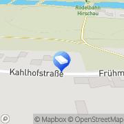 Karte Gravogl Malerfachbetrieb Hirschau, Deutschland