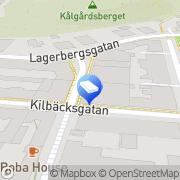 Karta Penpoint Uddevalla, Sverige