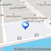 Karta Sendify Göteborg, Sverige