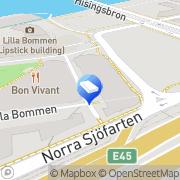 Karta Göteborgs Clean Service Göteborg, Sverige