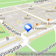 Karta Conova Konsult Göteborg, Sverige