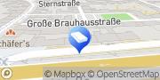 Karte EVRA - Buchhaltung & mehr, Evelyn Raudith Halle (Saale), Deutschland