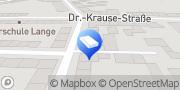 Karte Bausachverständigenbüro Jörg Lossack   Sachverständiger Köthen (Anhalt), Deutschland