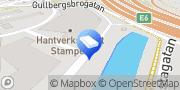 Karta Nygårds Rör Göteborg, Sverige