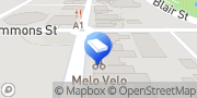 Map XERO HELP AUSTRALIA Bunbury city centre, Australia