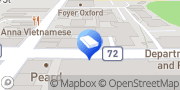 Map Ad Astra Wet & DryCleaning Leederville, Australia