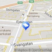 Karta G Magnusson Revision & Redovisning Göteborg, Sverige