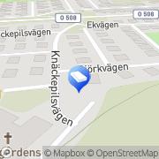 Karta Stagemyr Redovisningsbyrå AB Kållered, Sverige