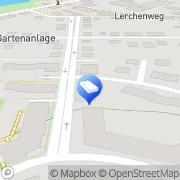 Karte HRG Hallesche Reinigungsgroup UG Kabelsketal, Deutschland