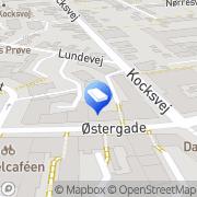 Kort Bestsite Online Marketing Frederikssund, Danmark