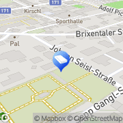 Karte AMC Österreich Wörgl, Österreich