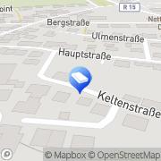 Karte Suntag - denn Erfolg ist programmierbar! Lappersdorf, Deutschland