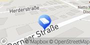 Karte Weidener Immobilien Gera, Deutschland