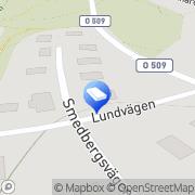 Karta Linmeko Design AB Lindome, Sverige