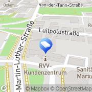 Karte Ballonshop Regensburg Regensburg, Deutschland