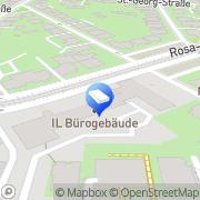 Karte adEmma GmbH Rostock, Deutschland