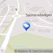 Karta Ulf Nygrens Åkeri AB Landvetter, Sverige