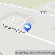Kort Frie Børnehaver og Fritidshjem i Greve kommune Greve, Danmark