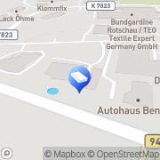 Karte Fliesen Mannes GmbH Unterheinsdorf, Deutschland