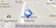 Karte Christoph Wich Notar Leipzig, Deutschland