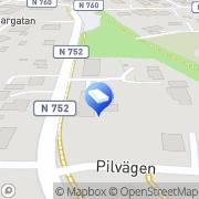 Karta Colorama / Tvååkers Färg AB Tvååker, Sverige