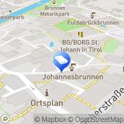 Karte SEELIG IMMOBILIEN GMBH Sankt Johann in Tirol, Österreich