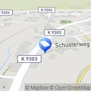 Karte F. Müller Stenn, Deutschland