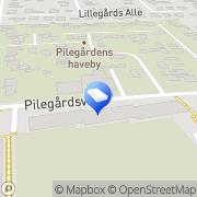 Kort Børnehuset Pilebo Herlev, Danmark