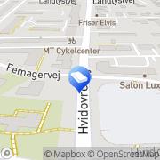 Kort Håndværkerservice Hvidovre, Danmark