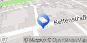 Karte ETL Freund & Partner GmbH Steuerberatungsgesellschaft, Grit Söffing, Wittstock/Dosse, Deutschland