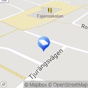 Karta Konsultfirma Ulf Östholm Falkenberg, Sverige