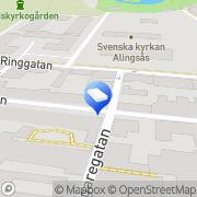 Karta Helin Patrik Alingsås, Sverige
