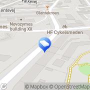 Kort Zeropoint Software ApS Frederiksberg, Danmark