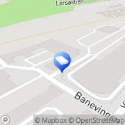 Kort Speedwell København, Danmark