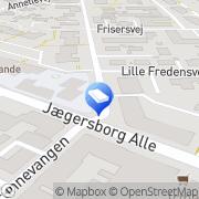 Kort Danbolig V/Kristensen og Mikkelsen Charlottenlund, Danmark