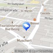 Karte Gröschel Immobilien RDM Bad Belzig, Deutschland