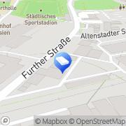Karte Stadtwerke Cham GmbH Cham, Deutschland