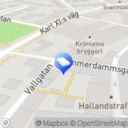 Karta Skrädderi Margareta Halmstad, Sverige